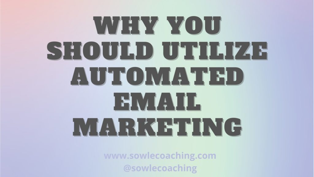 Email automation in email marketing